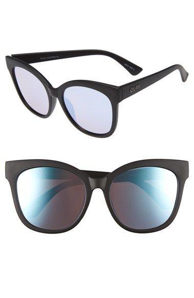 219e8b68f2 Free shipping and returns on Quay Australia  It s My Way  55mm Oversize  Sunglasses at Nordstrom.com. Boxy