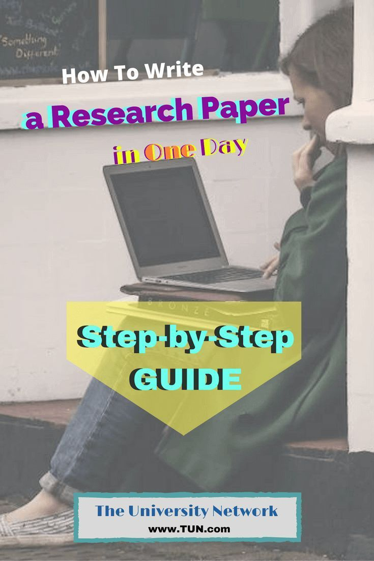 Research papers - analytical purpose
