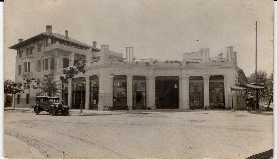 Casa de Adrian Viudes El Rollo. El Carmen. via fotos