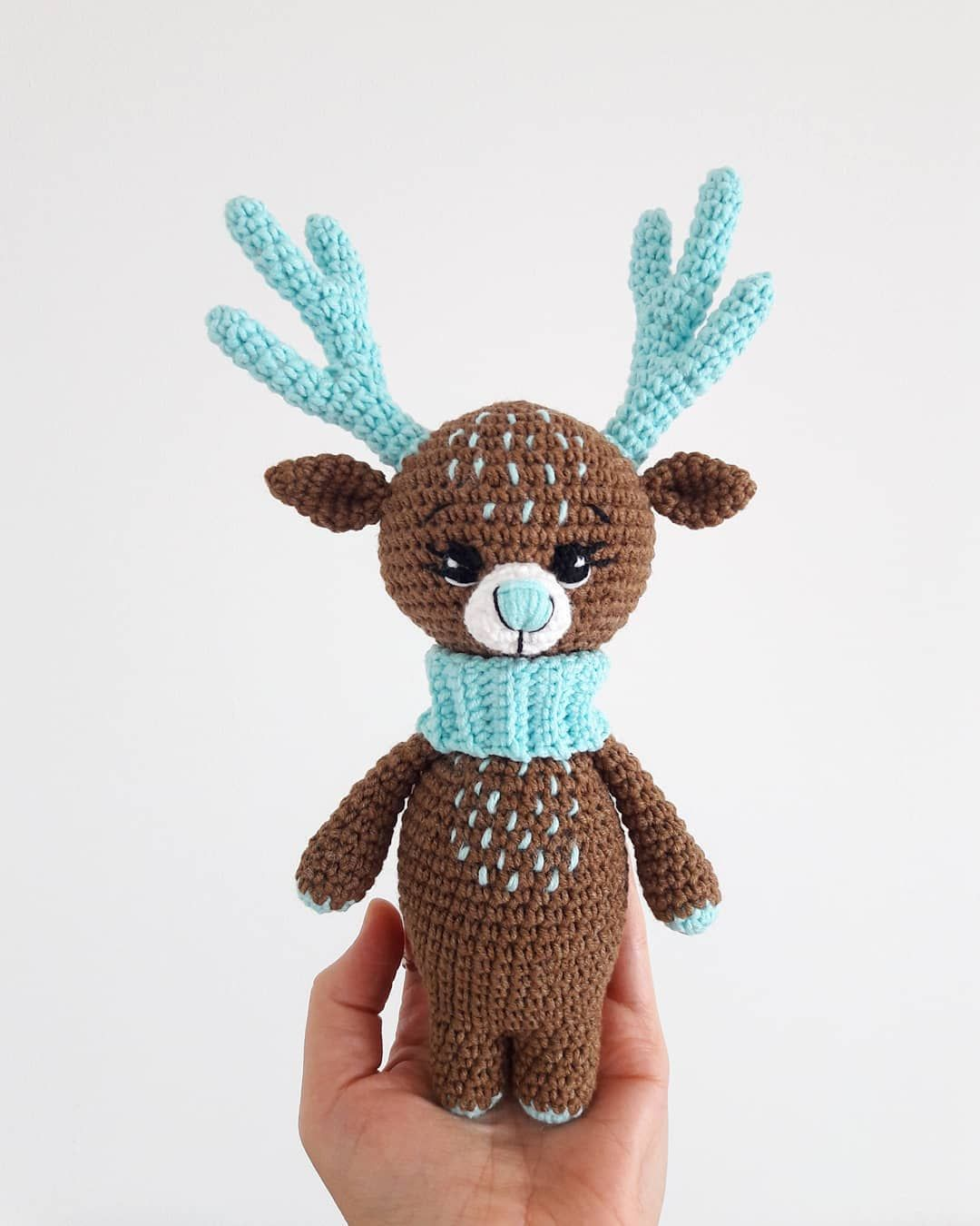 Amigurumi Doll Pacifier Baby Free Crochet Pattern | Wzory ... | 1350x1080