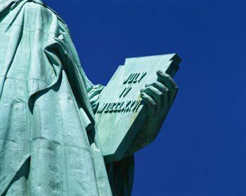 Statue Liberty - excerpt from a poem by Emma Lazarus With ...