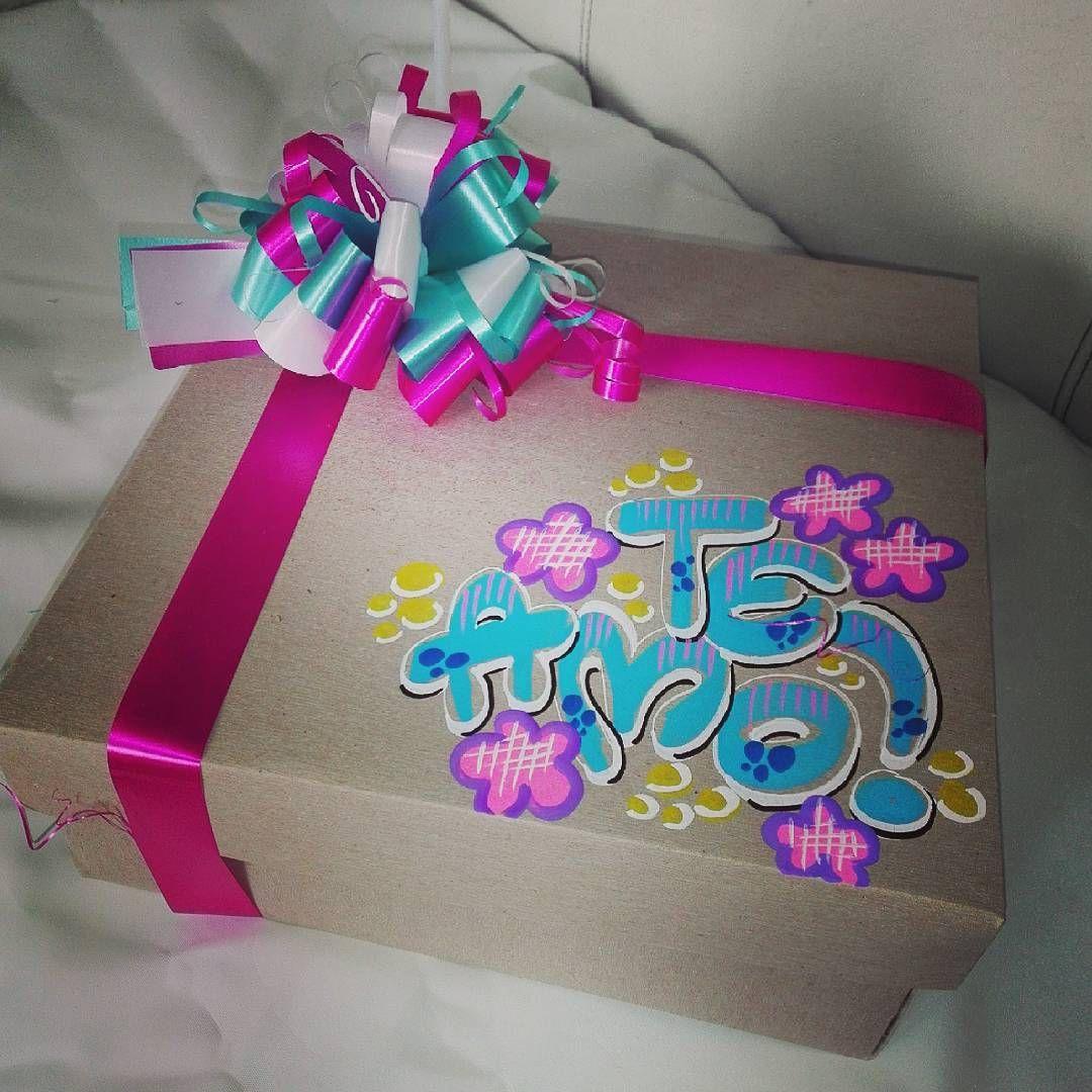 Hermosos detalles dulceamor17 yooying empaque de for Cajas de carton decoradas