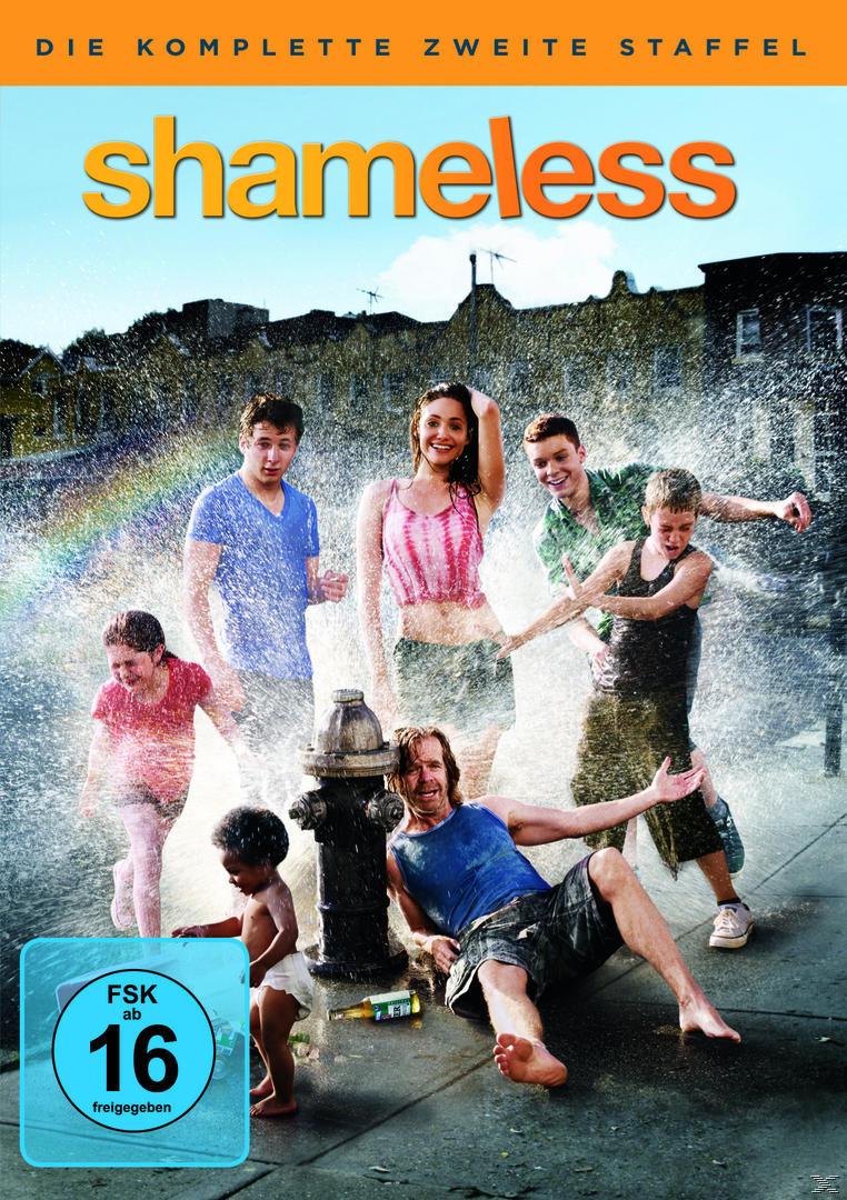 Shameless - Staffel 2 Dvd