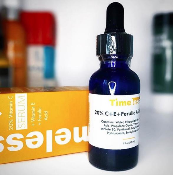 Vitamin C Serum The Best Hydrating Solution Timeless Skincare Skincareproducts Skincaretips Skin Care In 2020 Skin Cleanser Products Skin Care Aging Skin Care