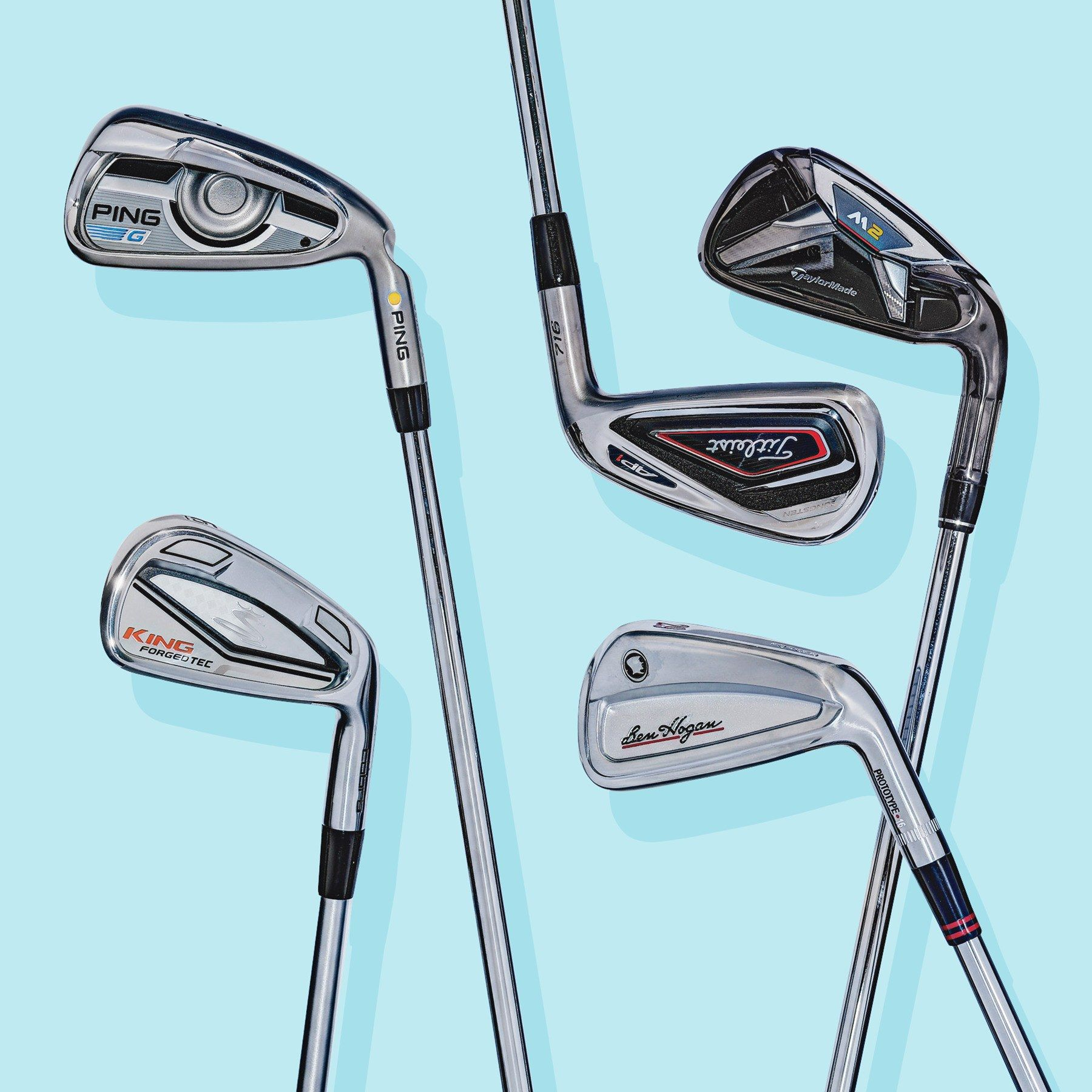 It's Time To Investigate 2016 Best GameImprovement Irons