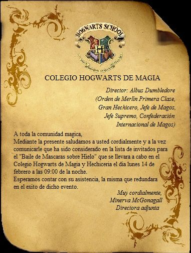 Cartas De Harry Potter Para Imprimir Buscar Con Google Carta De Harry Potter Carta De Hogwarts Harry Potter Fiesta