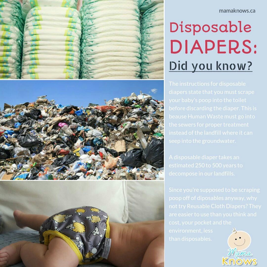 7 Misconceptions about Cloth Diapering Cloth diapers
