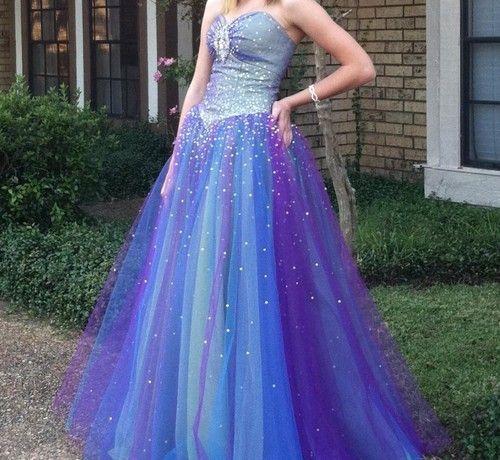 Mori Lee Prom Ball Quincenera Beautiful Ball Gown Size 1