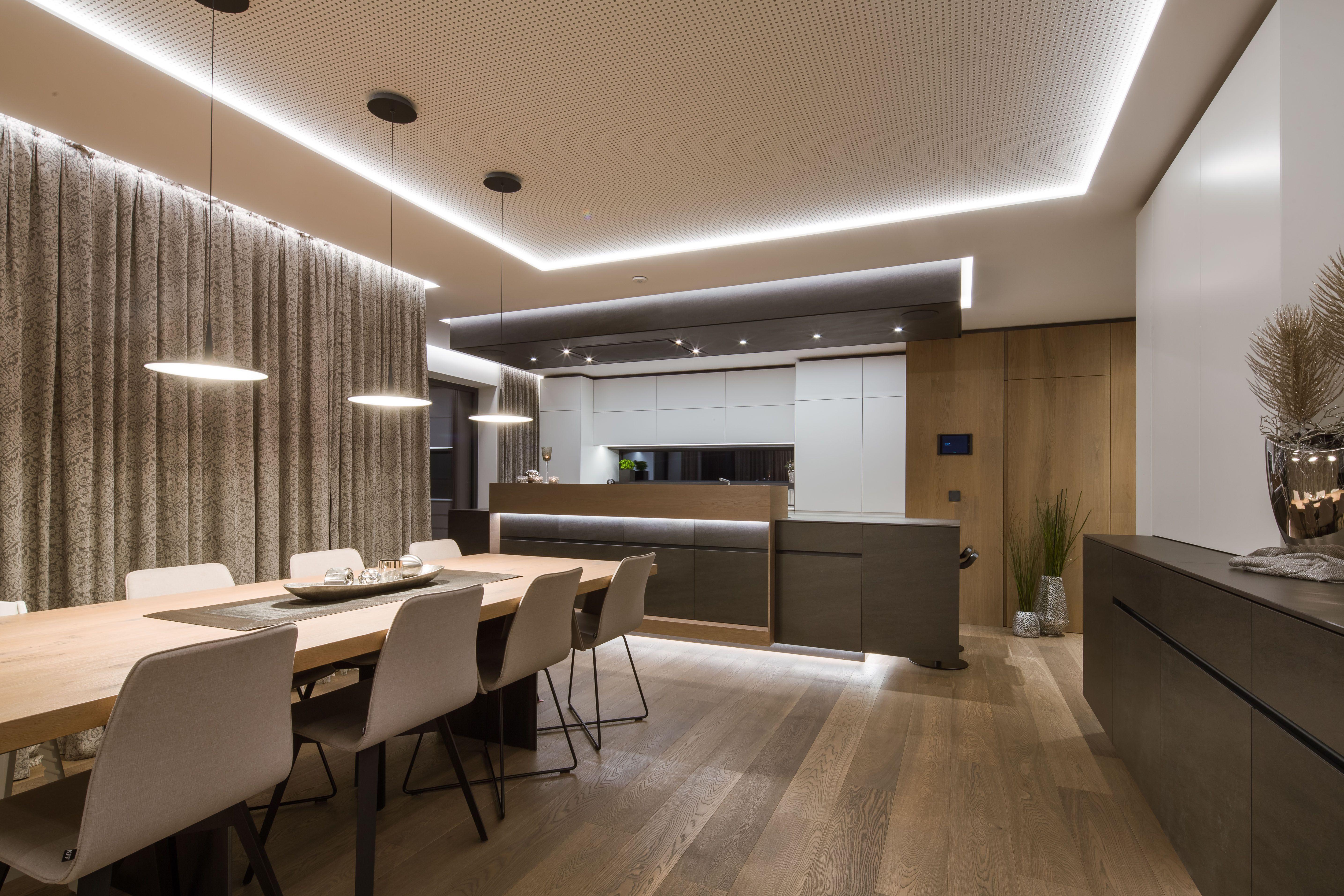 lichtplanung mit der umfassenden licht l sung von loxone smart home inspiration k che. Black Bedroom Furniture Sets. Home Design Ideas