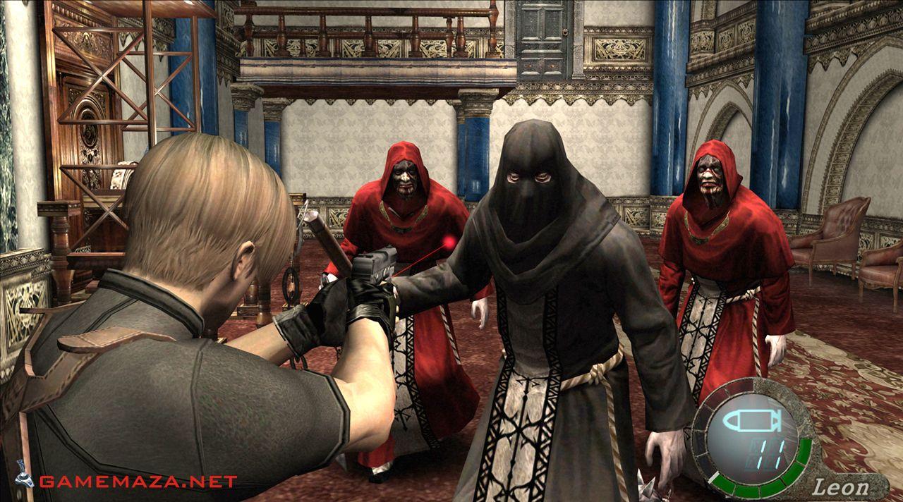 Resident Evil 4 Free Download Resident Evil Resident Evil Game