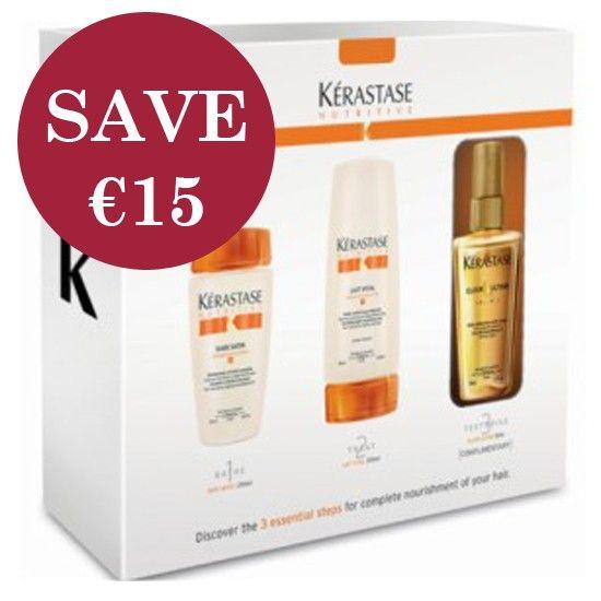 €41.50 Kerastase Gift Set for dry hair