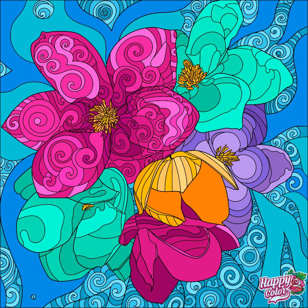 Примеры цветные картинки разве