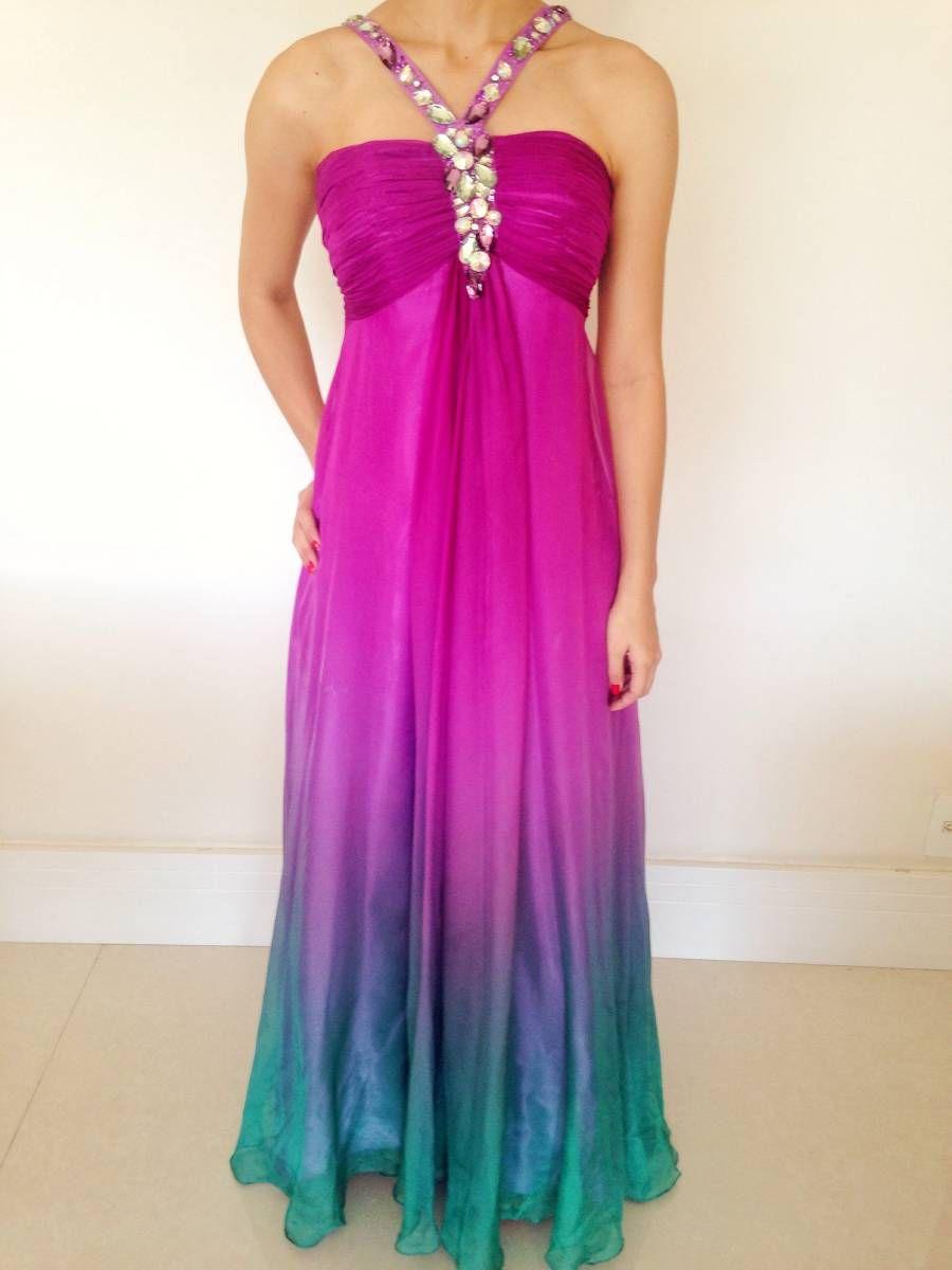 pinky dress - vestidos de festa sem marca | Vestidos Degrade ...