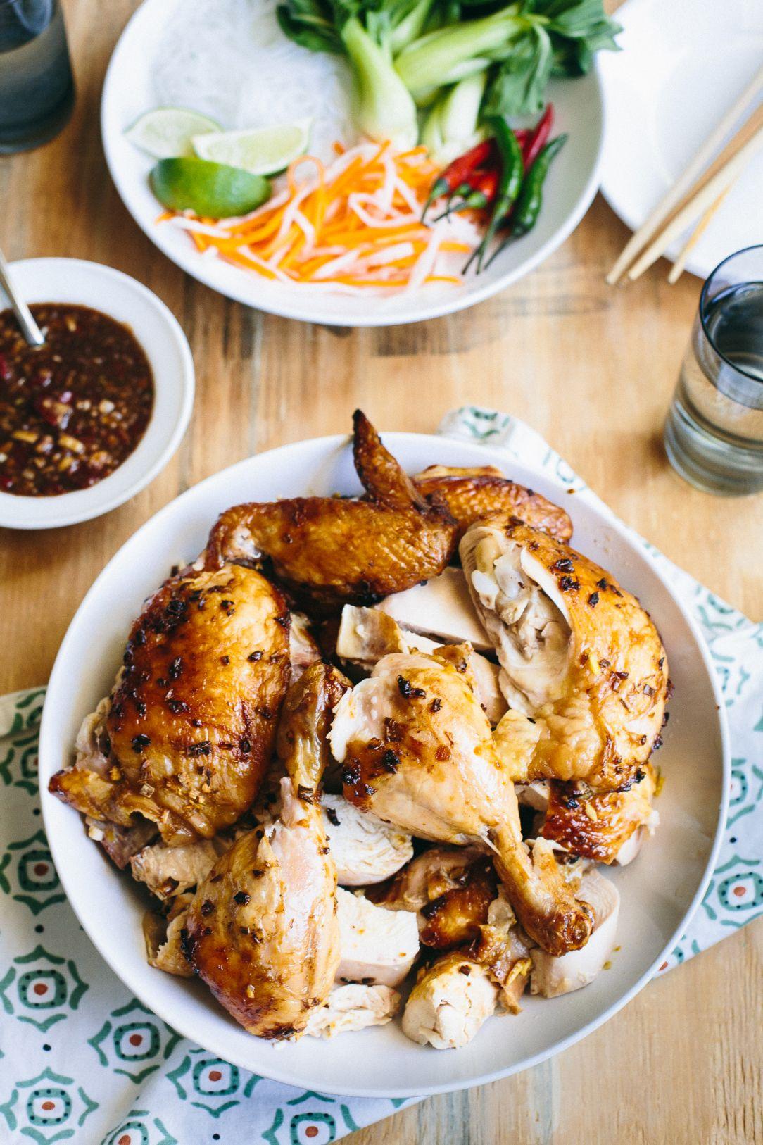 Gai Yang Thai Grilled Chicken