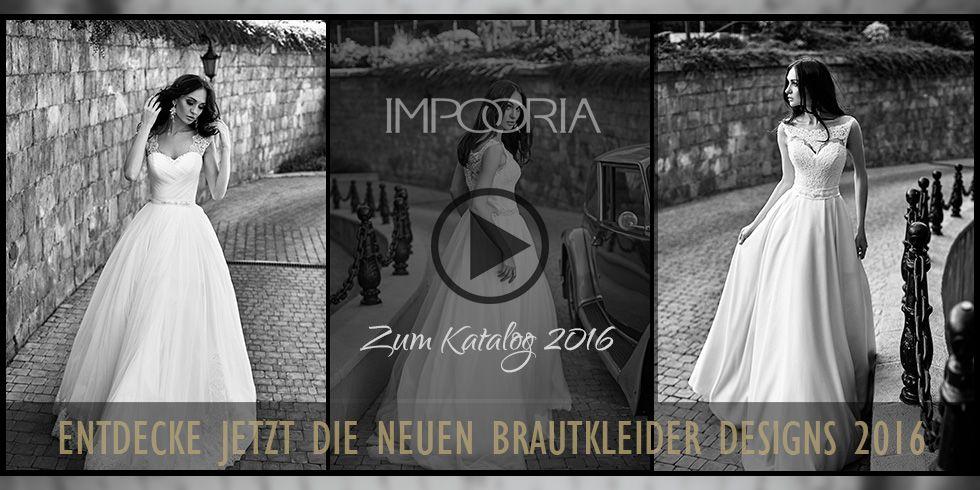 Auf diesem Bild siehst du die Highlights der IMPOORIA Brautkleider ...