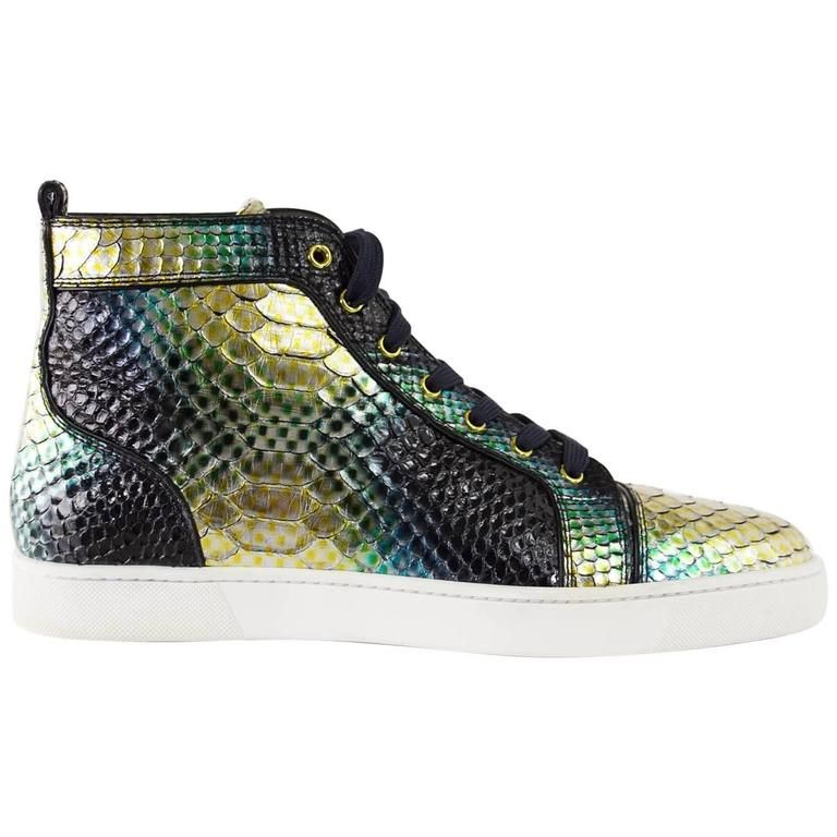 fdcdaf3d523 discount code for louboutin flat shoes snakeskin 42ded e94f8