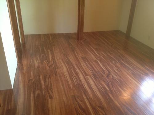 Pergo Xp Hawaiian Curly Koa 10 Mm Thick X 4 7 8 In Wide X 47 7 8 In Length Laminate Flooring 13 1 Sq Ft Case Flooring Home Laminate Flooring