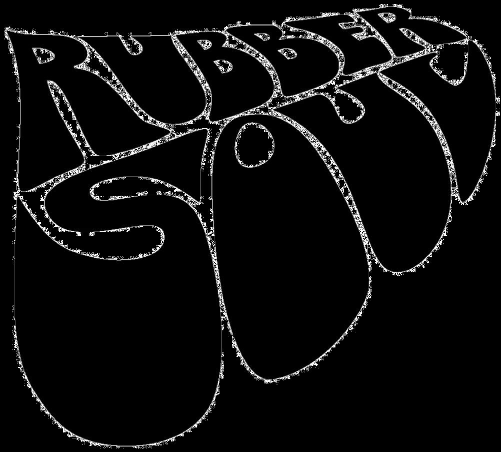 beatles part II, rubber soul lettering!