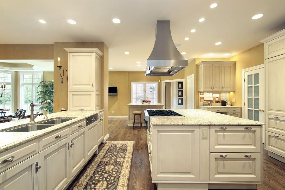 Best 64 Deluxe Custom Kitchen Island Designs Stove Colors 400 x 300