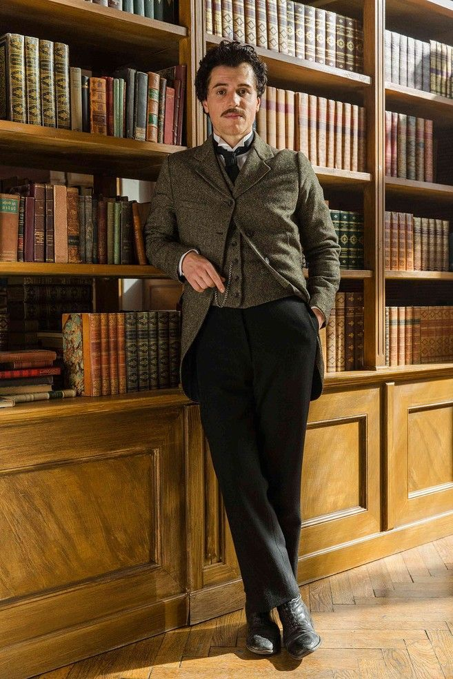 A First Look at 'GENIUS' | Johnny flynn, National ...