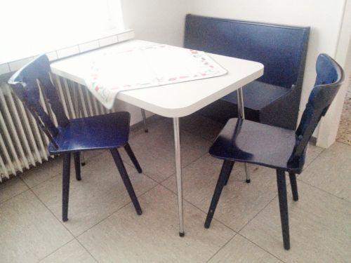 blaue sitzbank k chenbank kinderzimmer bauern landhaus. Black Bedroom Furniture Sets. Home Design Ideas