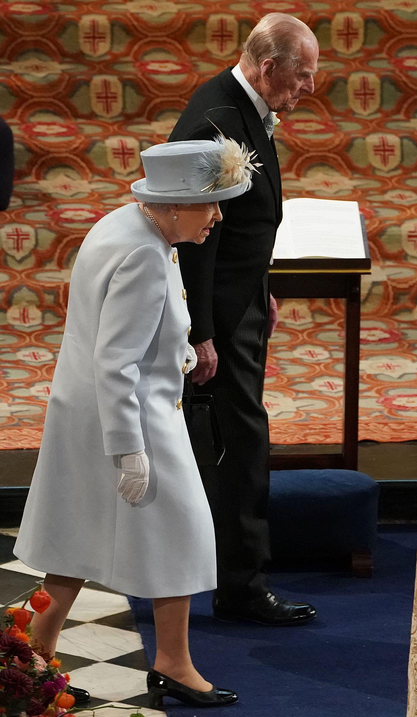 Princess Eugenie married Jack Brooksbank at Windsor Castle