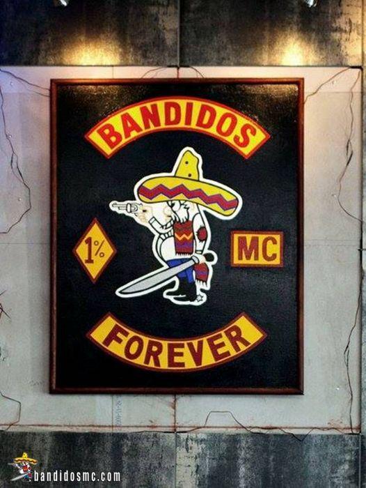 Pin On Bandidos