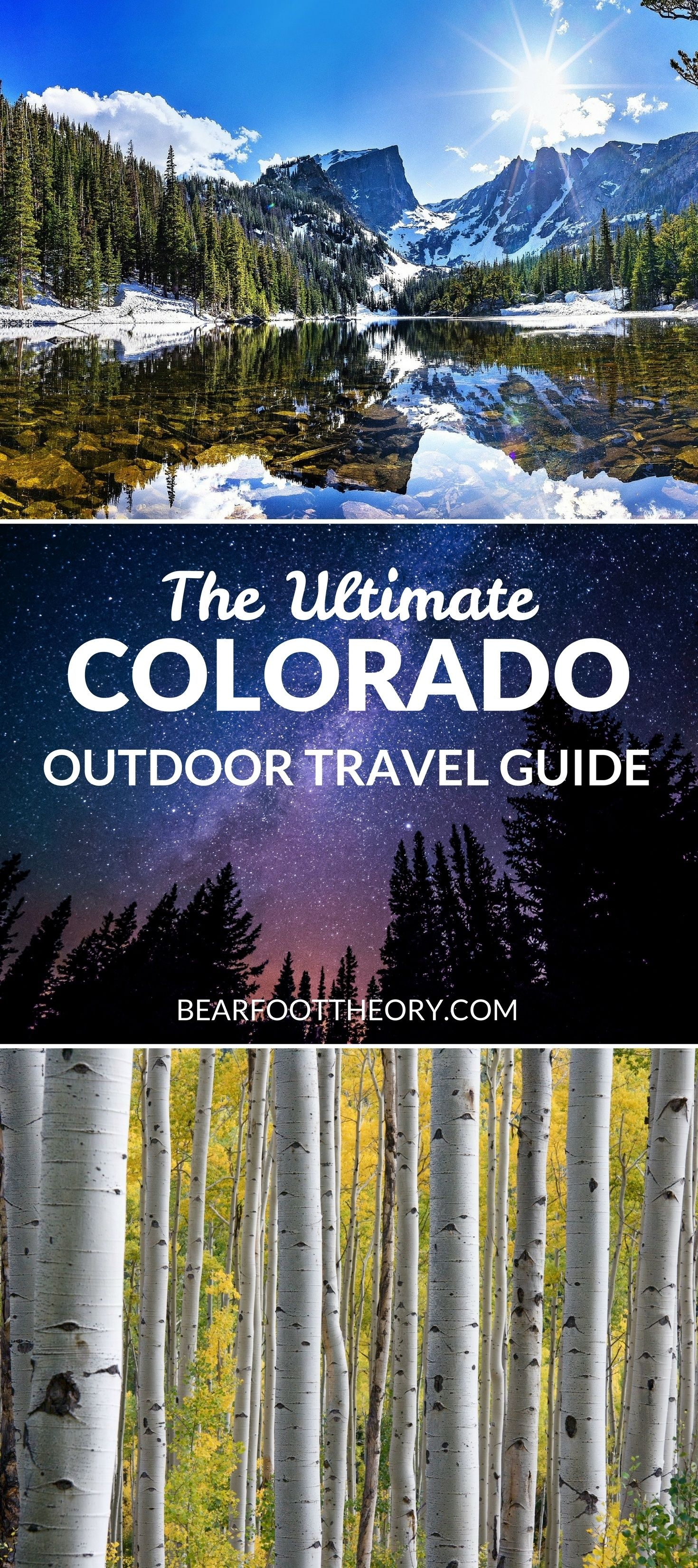 Plan an adventurous trip to Colorado with our outdoor travel guide featuring the best outdoor activities, national parks & most popular Colorado blog posts