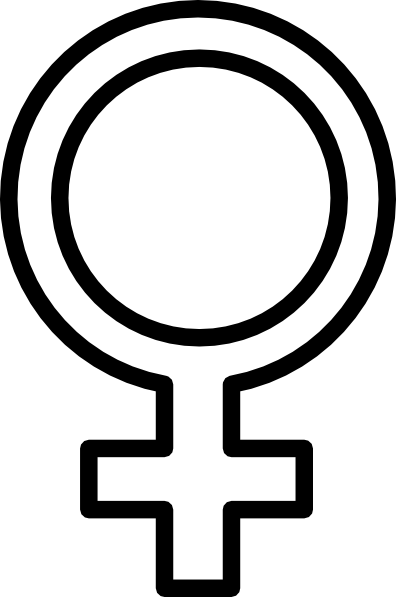 This Is The Venus Symbol Also Known As The Female Symbol Httpwww