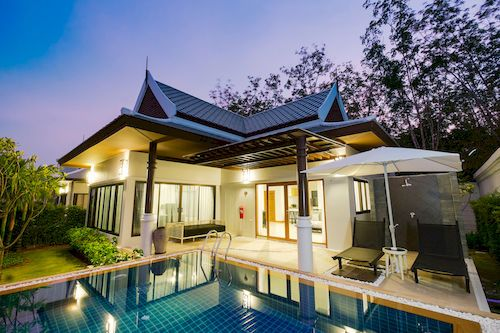 Pimann Buri Luxury Pool Villas9 Luxury pool, Luxury