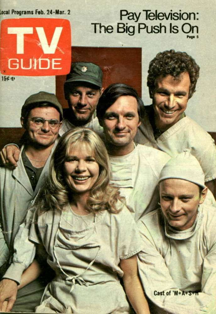 M*A*S*H Was A Sit-com That Premiered In 1972. It Lasted An
