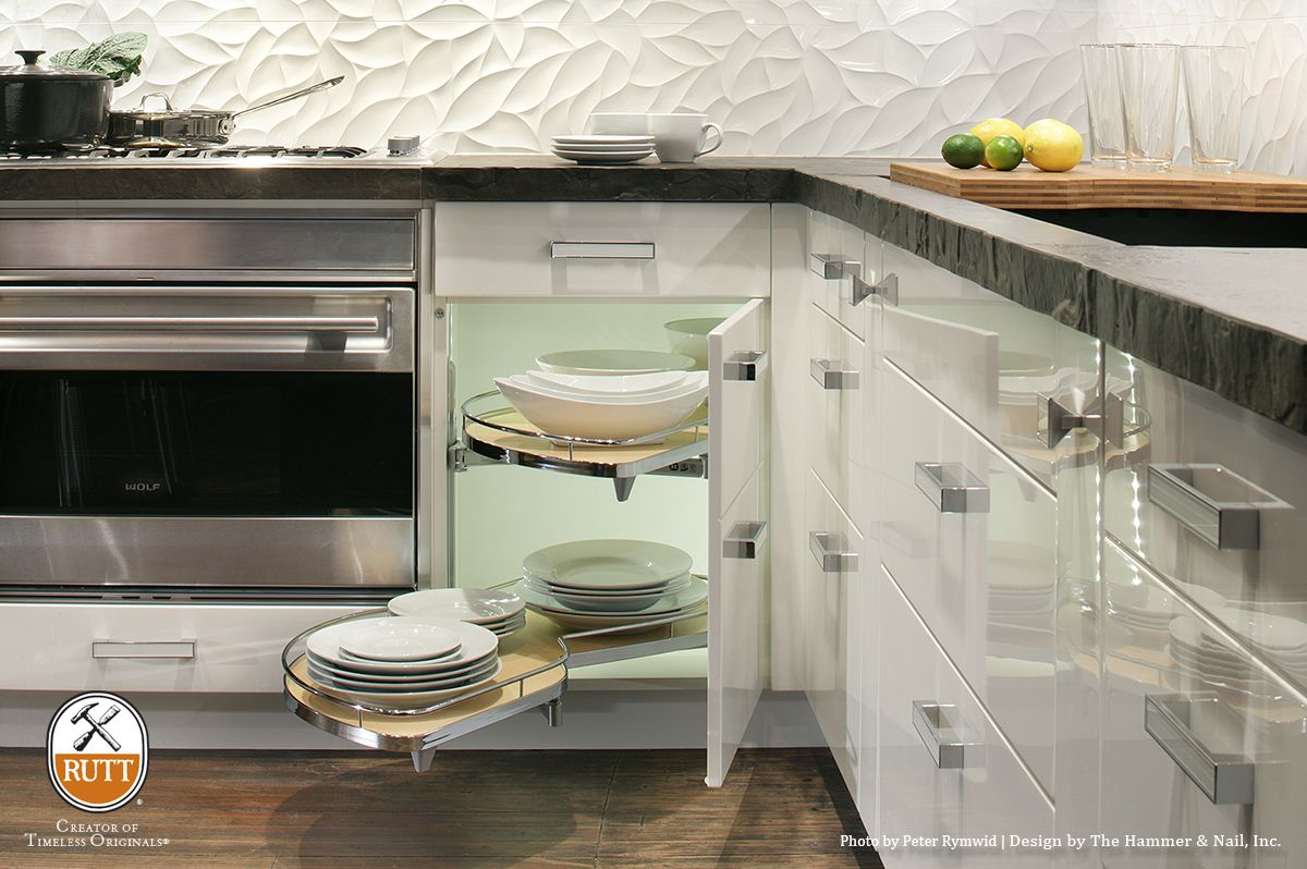 Best Lemans Ii Corner Cabinet Swing Out Shelf System Trays 400 x 300