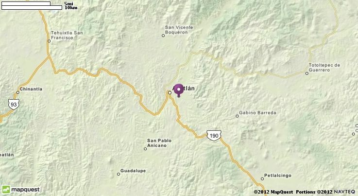 Map of San Cristobal, Mexico | MapQuest