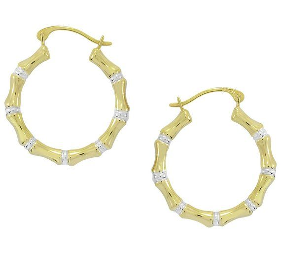 Gold Hoop Earrings Argos 9 Carat Gold Earrings Argos Best