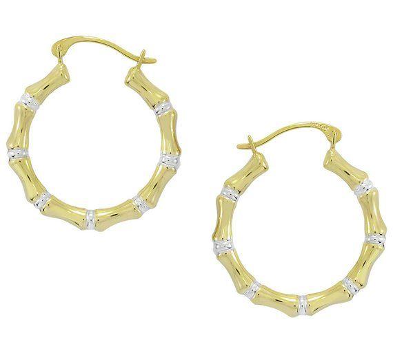 Gold Hoop Earrings Argos 9 Carat Gold Earrings Argos Best ...