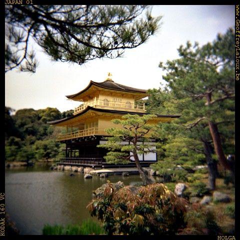 Japan 2007 - Kyoto - Holga Plastic Cam