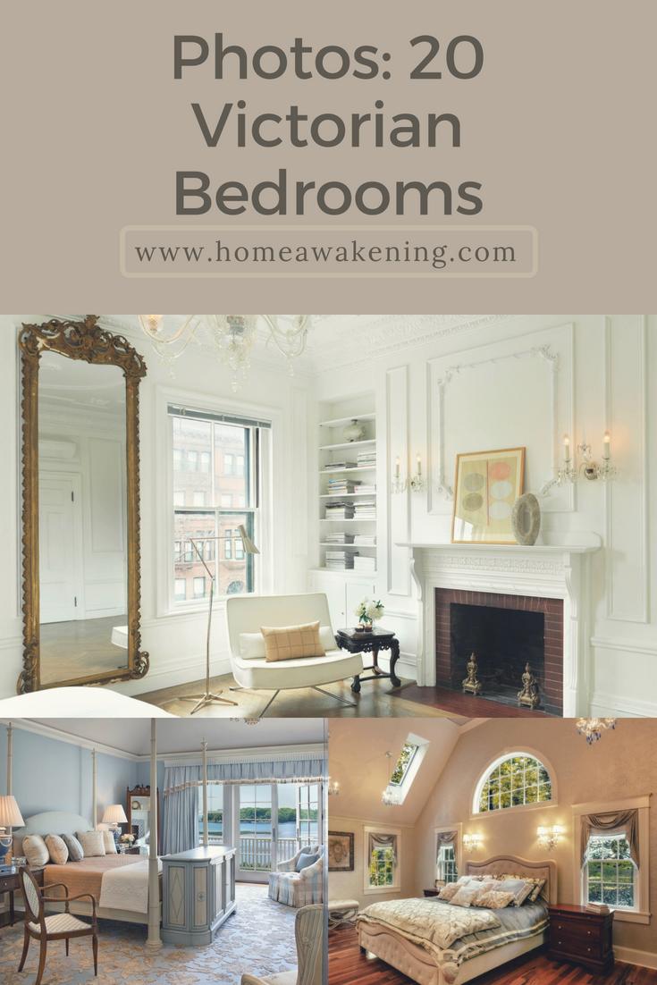 20 Victorian Bedroom Designs and Ideas | House & Garden | Pinterest ...