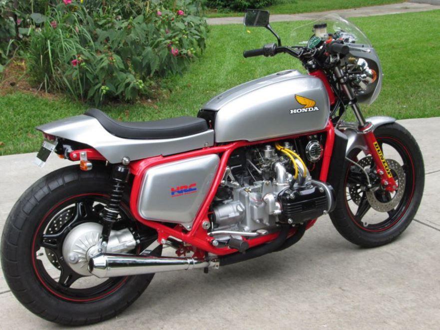1975 Honda GL1000 Cafe Racer