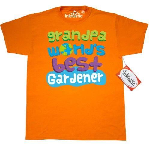 inktastic Gardener Gift I Love Gardening Toddler T-Shirt