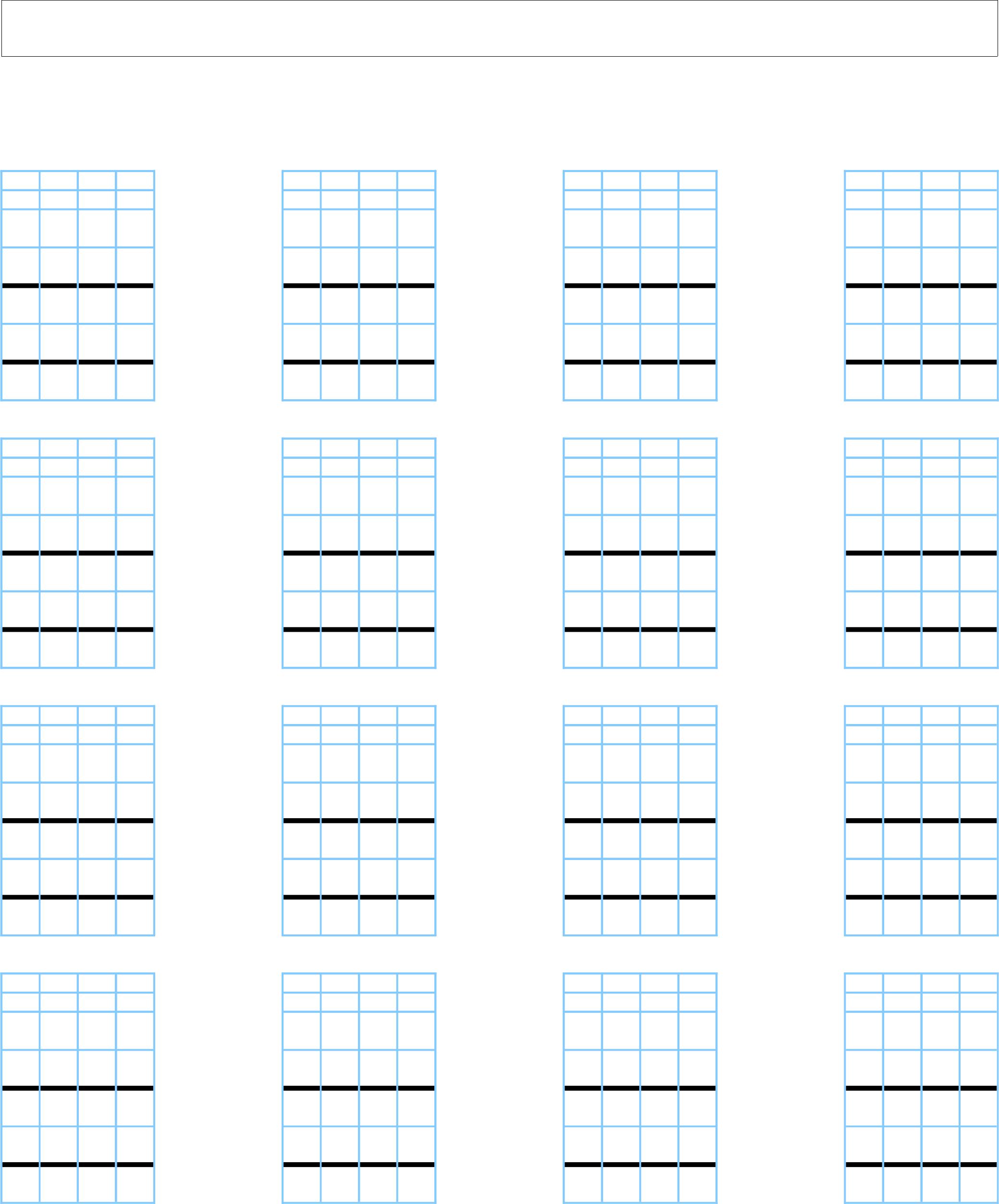 Kindergarten 2 Digit By 2 Digit Multiplication Worksheets