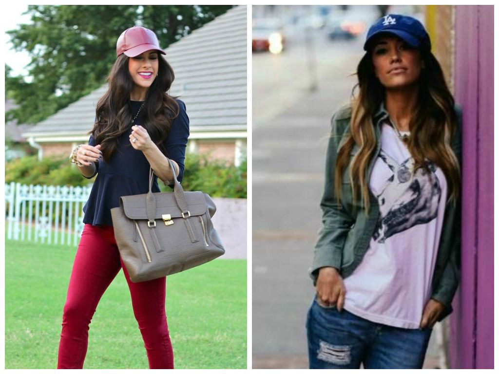 03afc09705f The Best Hairstyles to Wear with a Baseball Cap - Hair World Magazine