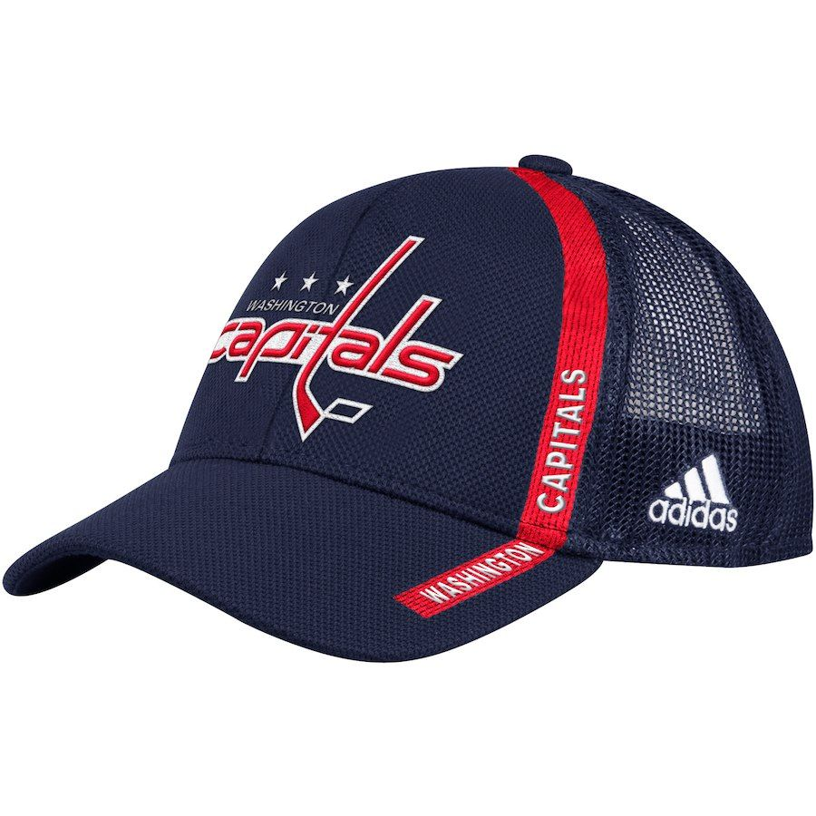 low priced 9a85d 8b112 Men s Washington Capitals adidas Navy Charlie Adjustable Snapback Hat. Your  Price   27.99