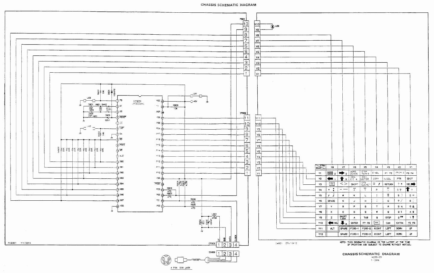 Circuit Diagram Keyboard Download gratuito Schemi di cablaggio Schematics  Striking