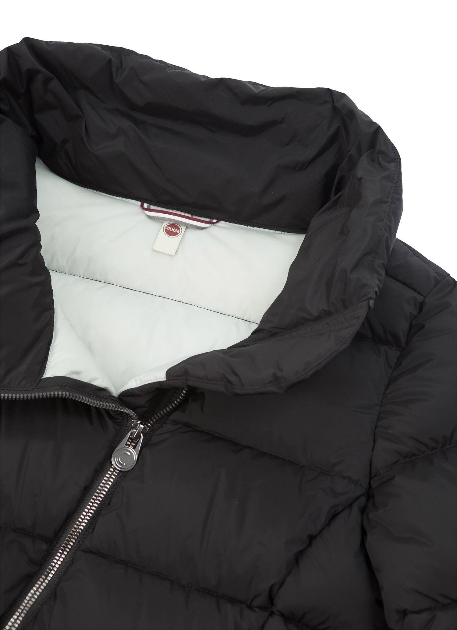 Colmar Originals women's down jacket with diagonal zip and