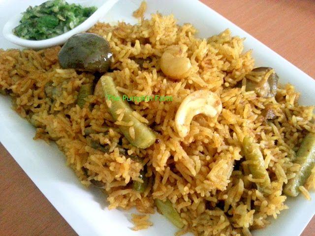 Celebrating Food: Masale Bhat/ Maharashtrian Spicy Rice