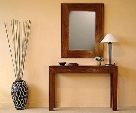 orientar los espejos segn el feng shui recibidor