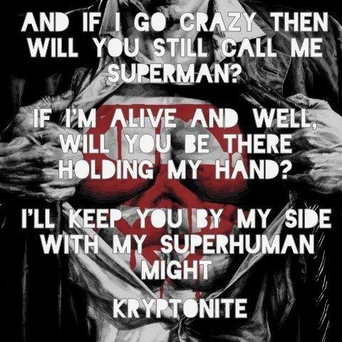 Kryptonite-3 Doors Down OH GOD YES MY SONG \u003c3 & Kryptonite-3 Doors Down OH GOD YES MY SONG \u003c3 | 3 doors down ...