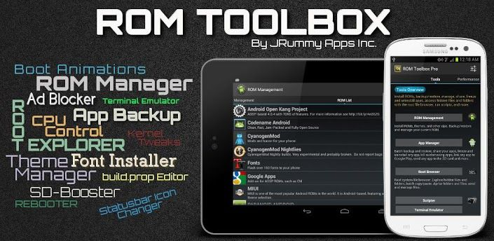 Top 10 Best Android Rom Manager Apps | I Love Tech | Android