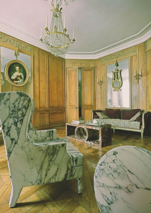 Appartement Paris 1er Un Bureau Et Une Maison Appartement