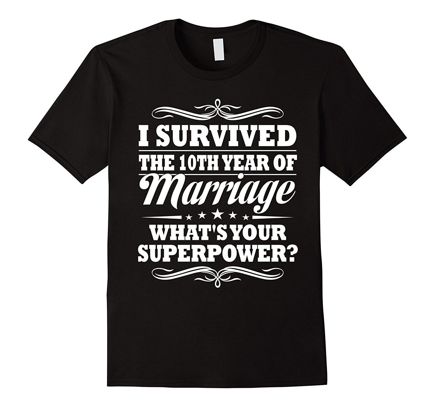 10th Wedding Anniversary Gift Ideas For Her Him I Survived